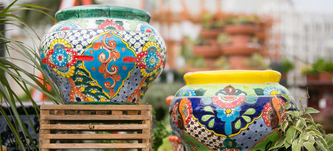 TLC Garden Centers | Outdoor Planters & Garden Pots