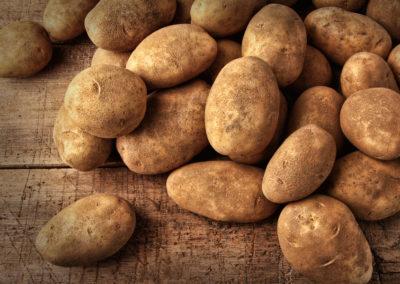 Growing Potatoes, Onions, Asparagus & Rhubarb