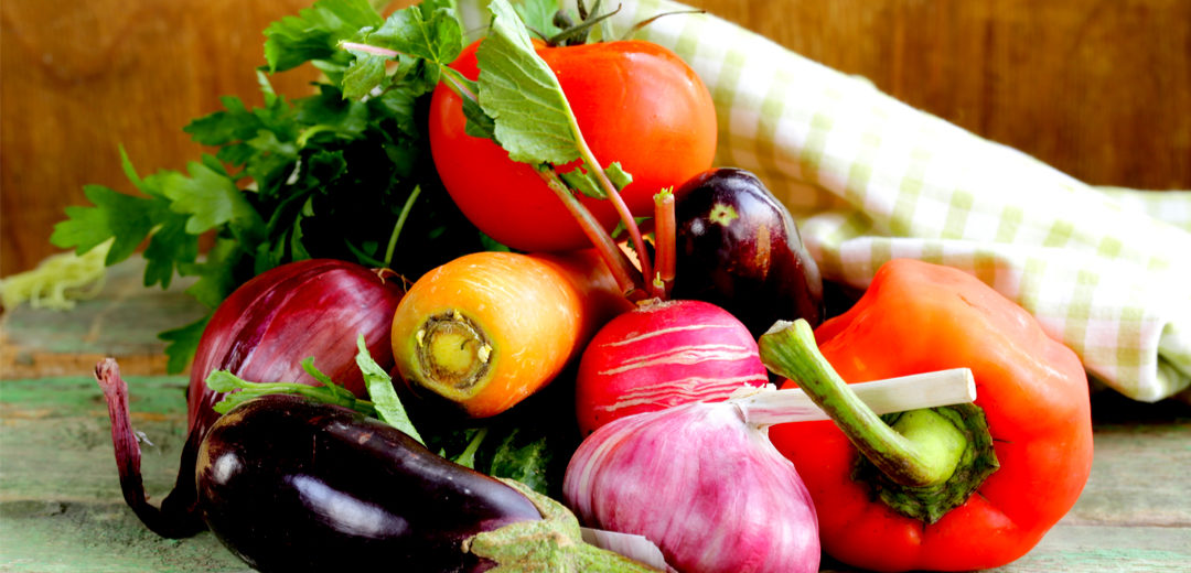 Fresh Start:  Planting Your Fall Vegetable Garden