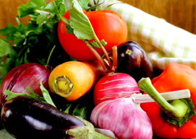 Fresh Start:  Planting Your Fall Vegetable Garden