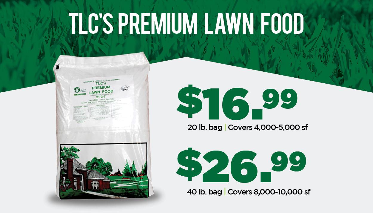 TLC Lawn Food