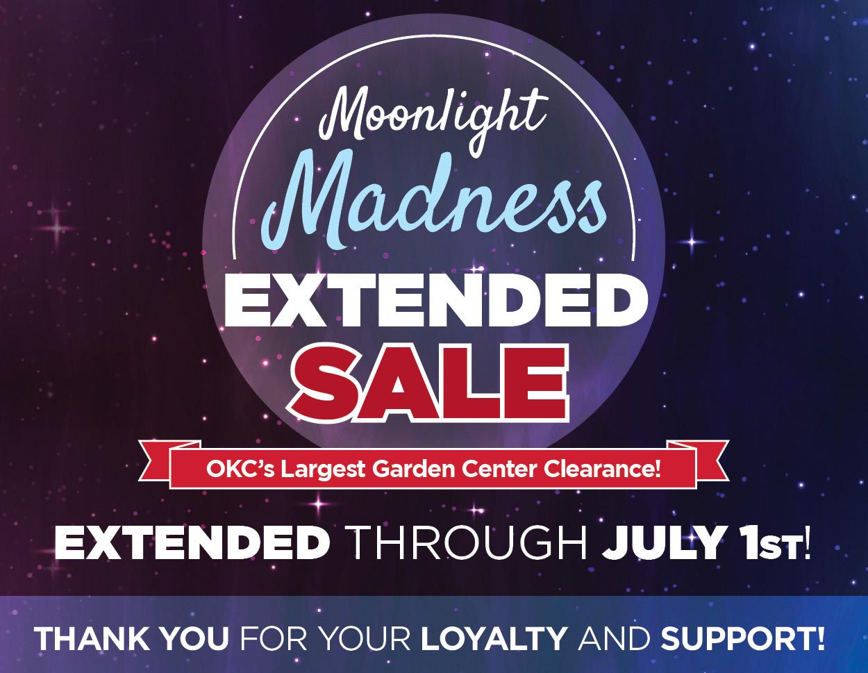 Moonlight Madness 2018 Extended