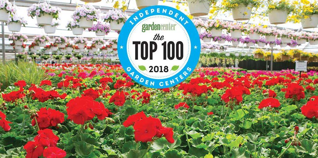 TLC Garden Centers Top 100