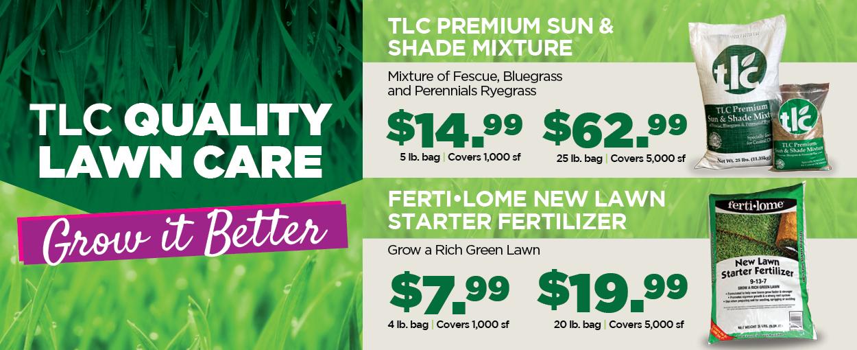 TLC Lawn Care