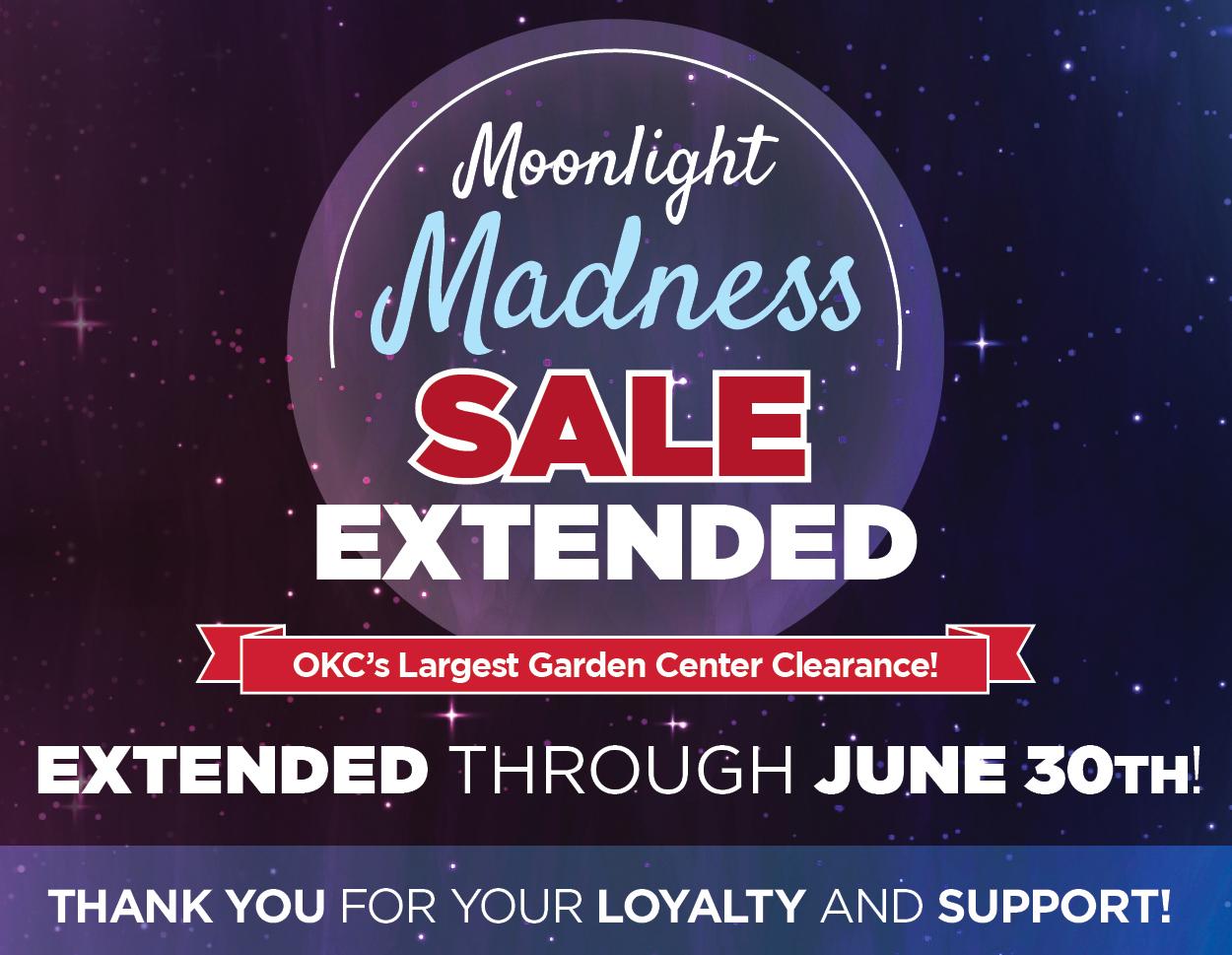 Moonlight Madness | TLC Garden Centers