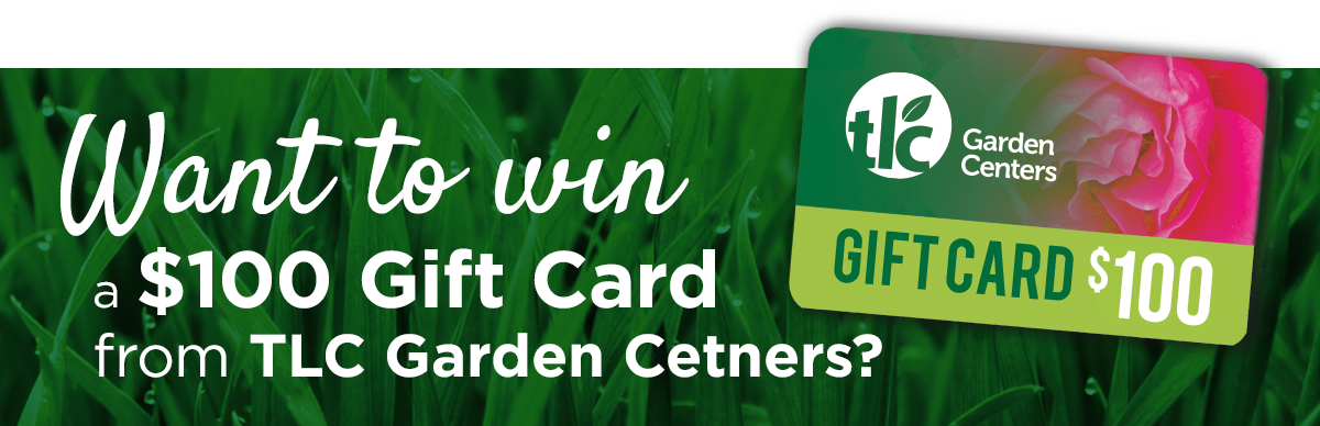 Gift Card Contest | TLC Garden Cetners