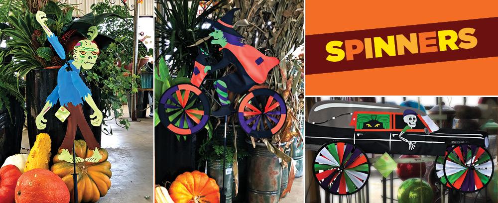 Spinners | TLC Garden Centers