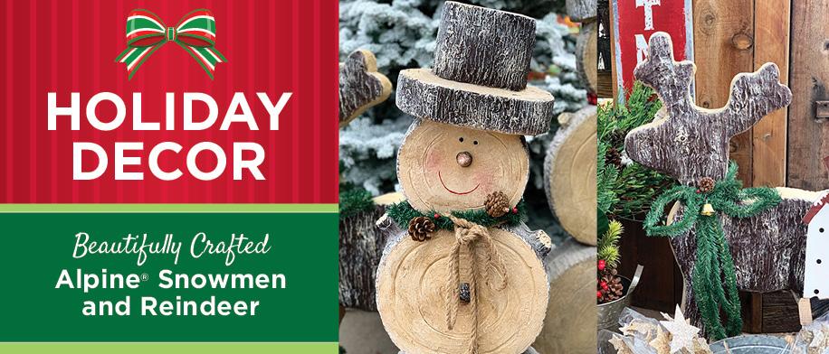 Holiday Decor | TLC Garden Centers