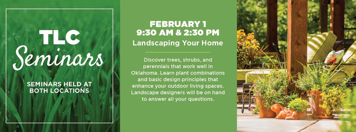 Seminars | TLC Garden Centers