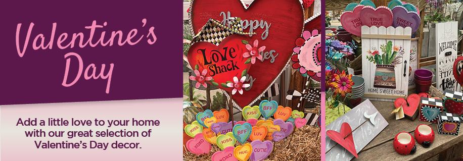 Valentine's Day | TLC Garden Centers