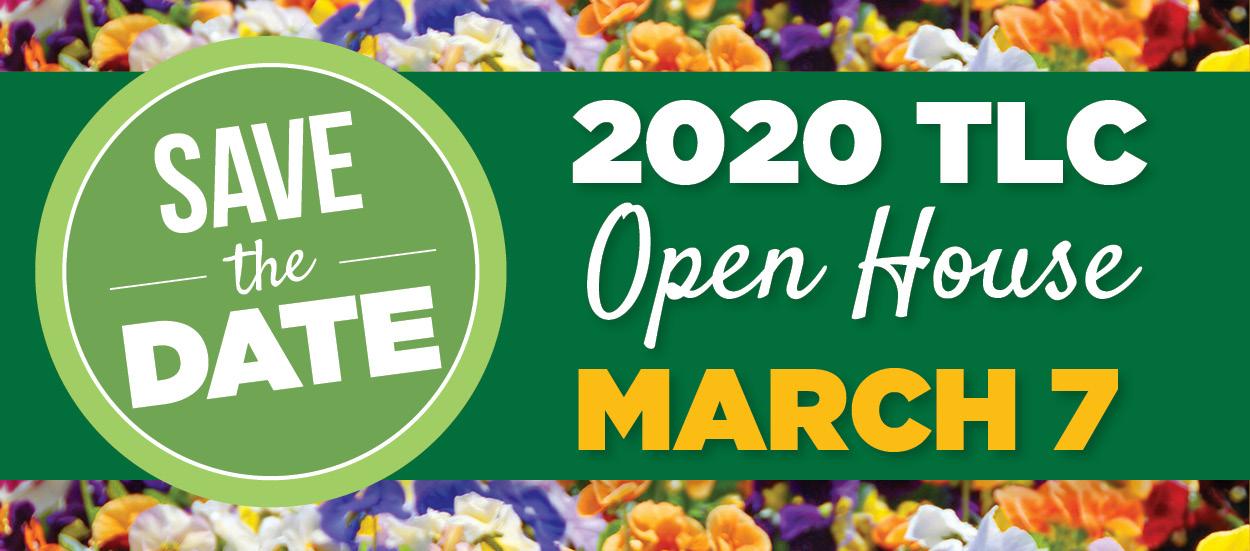 Open House 2020 | TLC Garden Centers