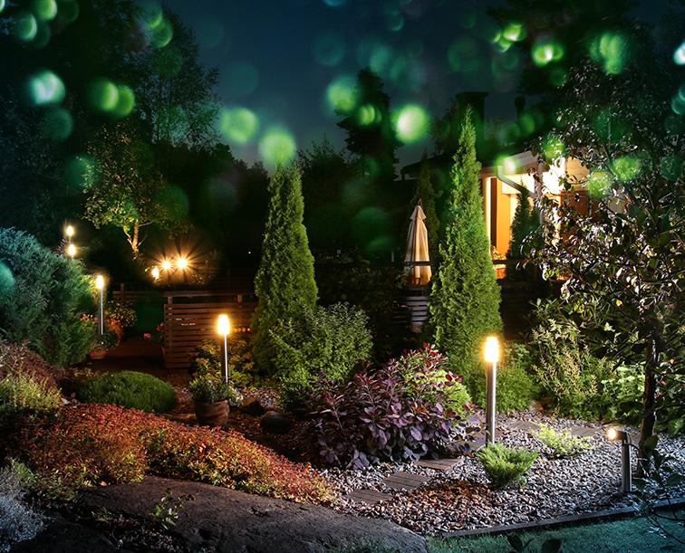 Landscape Lighting | TLC Garden Centers