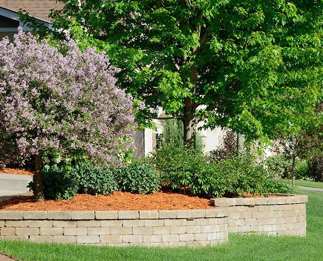 Retaining Walls | TLC Garden Centers