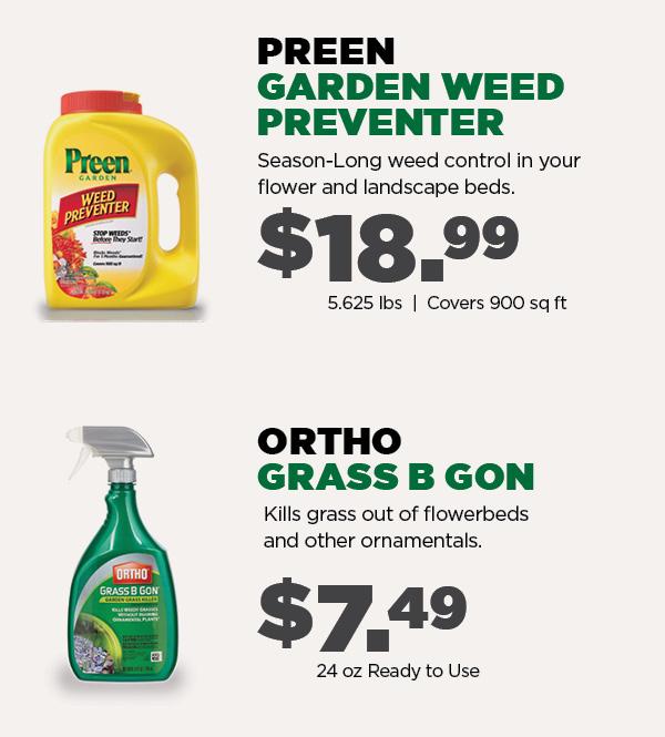 Preen & Ortho | TLC Garden Centers