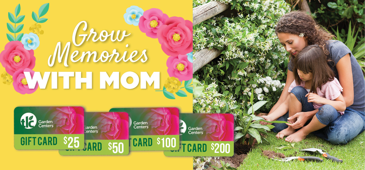 Gifts for Mom  | TLC Garden Centers