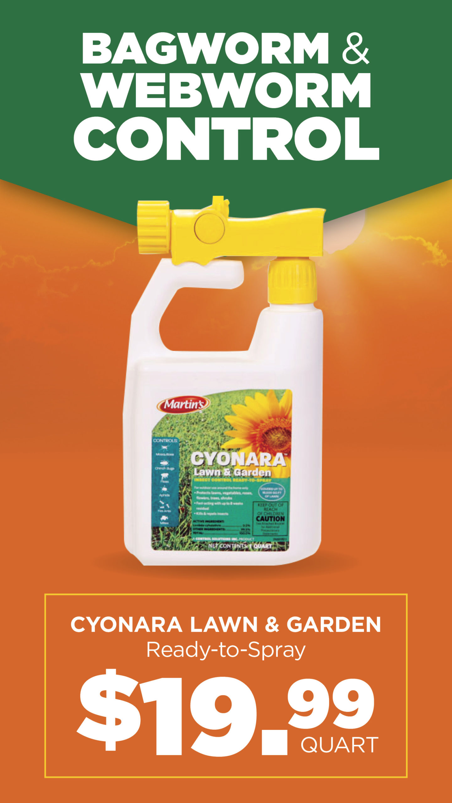 CYONARA | TLC Garden Center