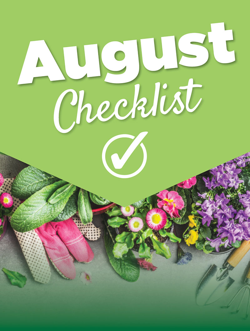 July Gardening Checklist | TLC Garden Center