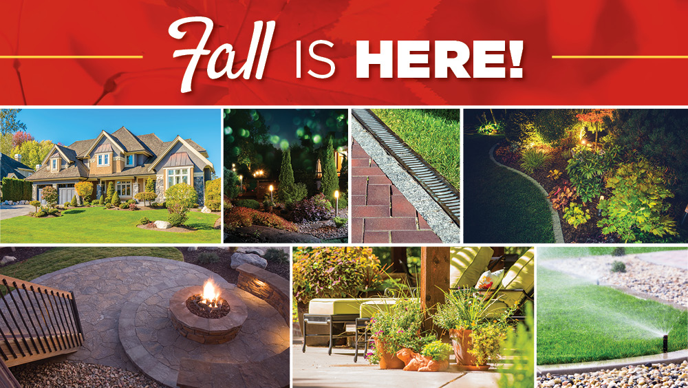 Fall Landscaping | TLC Garden Centers