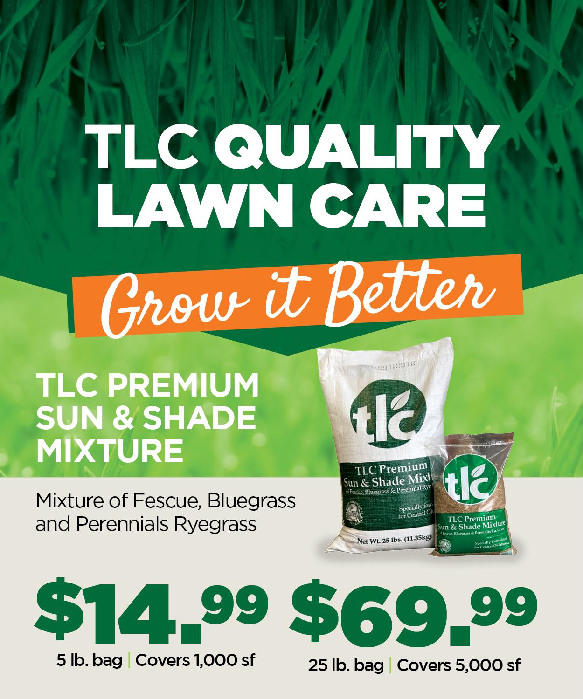 TLC Quality Lawn Care | TLC Garden Centers