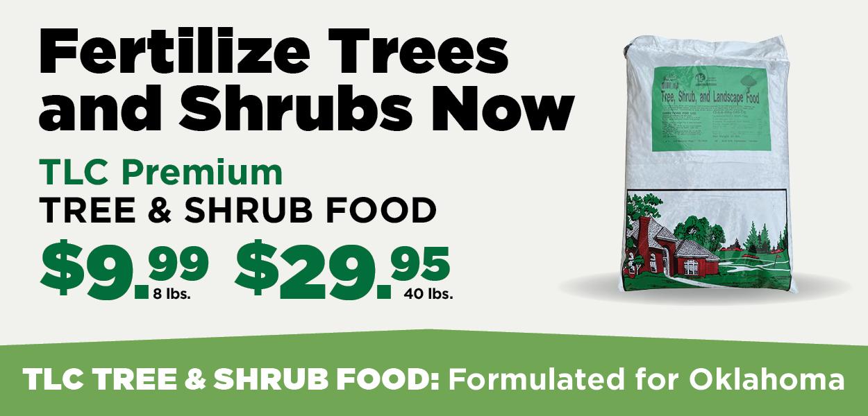 TLC Premium Tree & Shrub Food